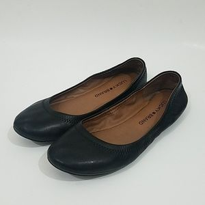 Lucky Brand - Emmie Leather Flats